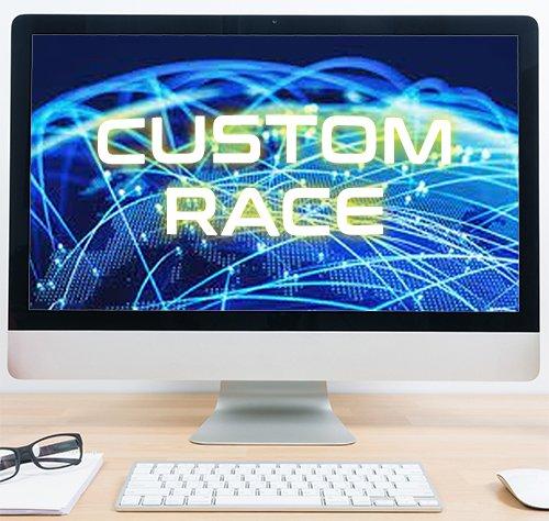 Virtual Amazing Race -Theme Custom Race