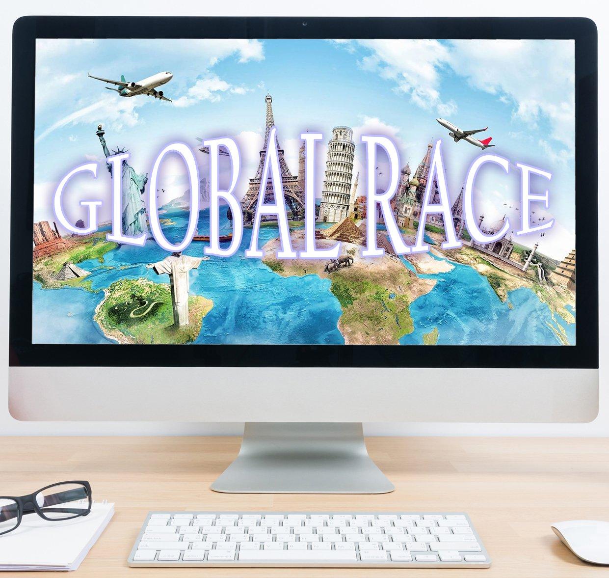 Virtual Amazing Race -Theme Global Race
