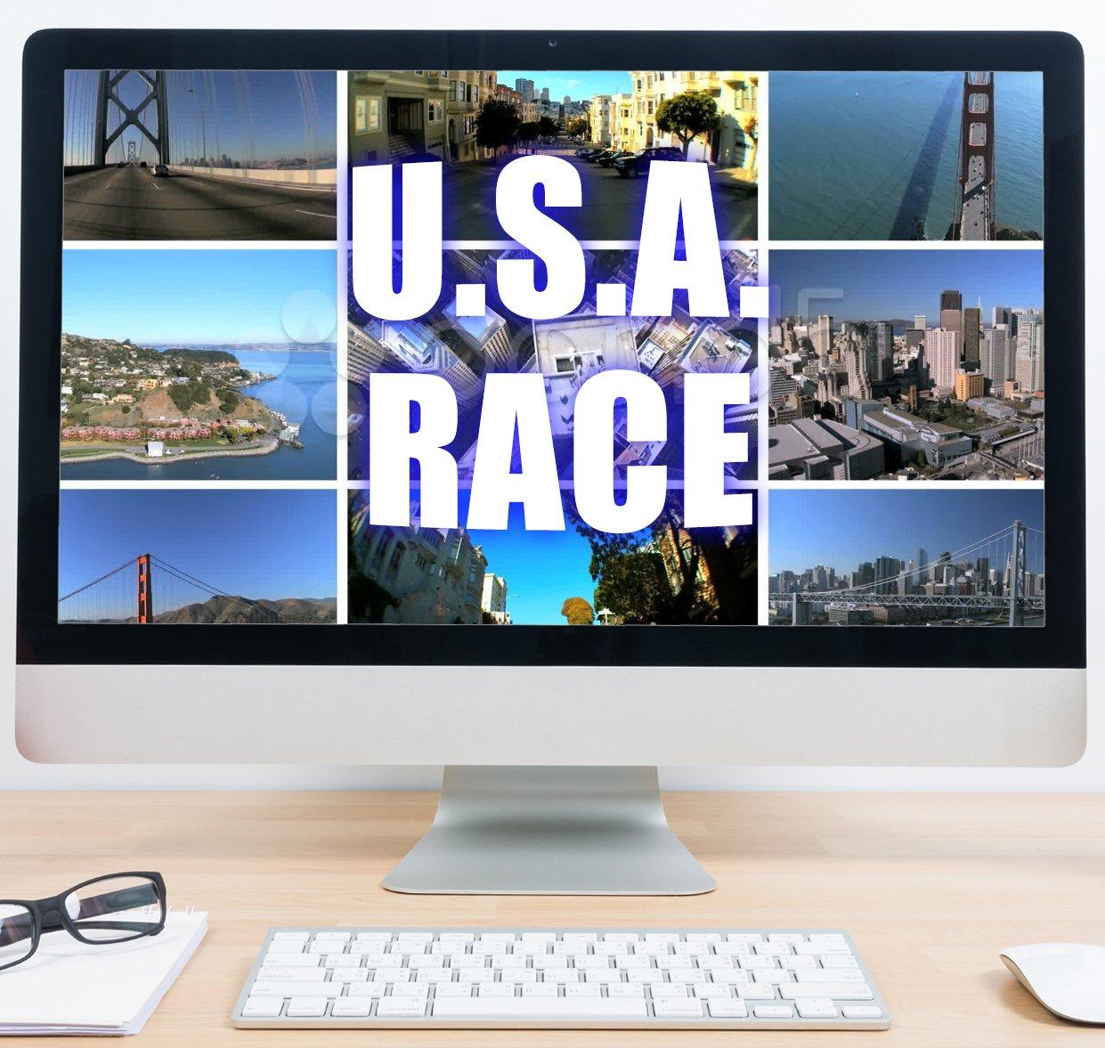 Virtual Amazing Race -Theme USA Race_