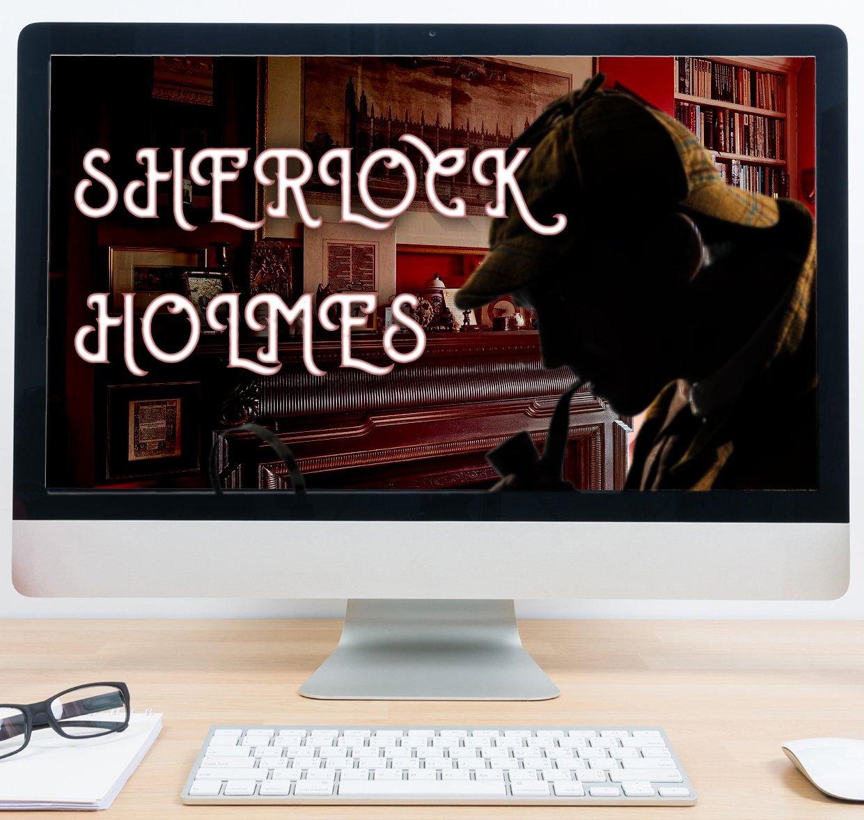 Virtual-Escape-Theme-Sherlock-Holmes