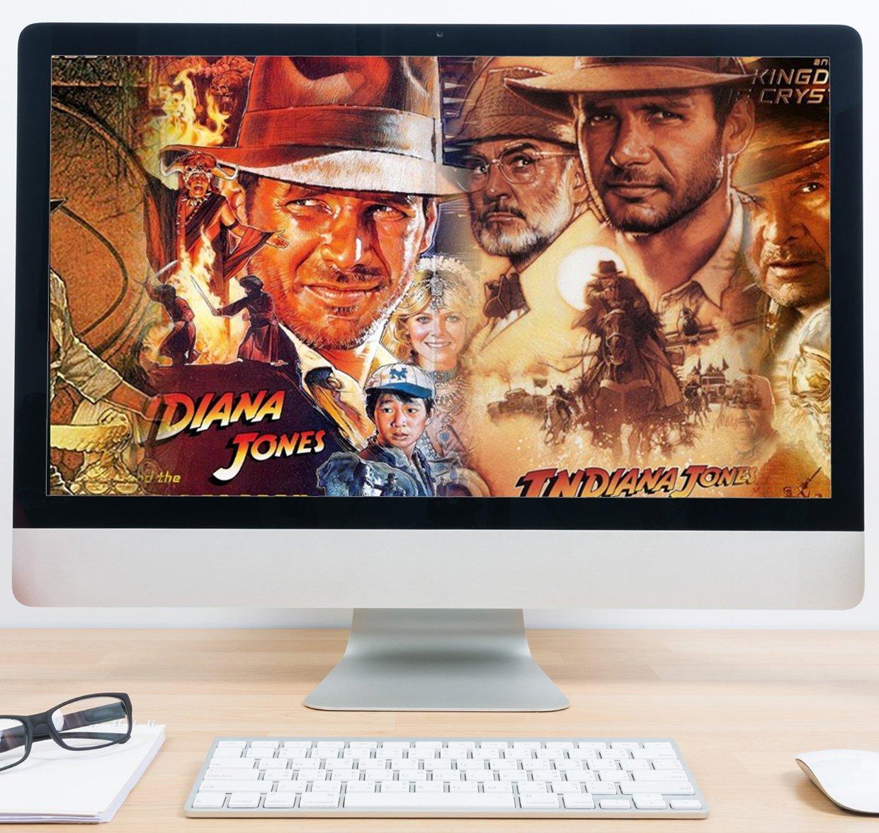 Virtual Escape -Theme -Theme Indiana Jones.